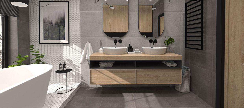 Salon Wyposażenia Wnętrz łazienki Płytki łazienkowe